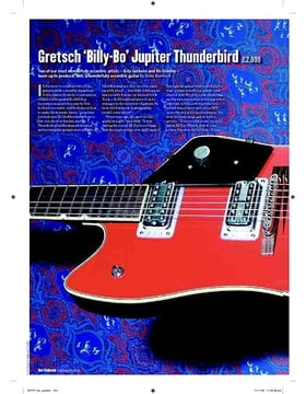Gretsch BillyBo Jupiter Thunderbird