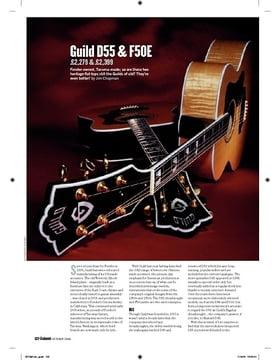 Guild F50E