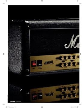 Marshall JVM410H head