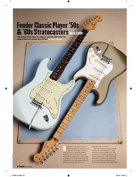 Fender Classic Player 50S Strat