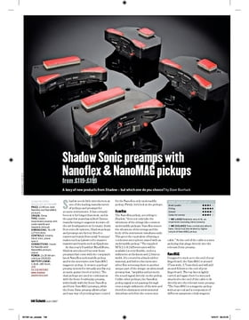 Shadow Sonic SonicBasic