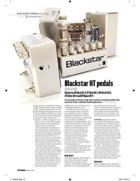 Blackstar HTDistX DX1
