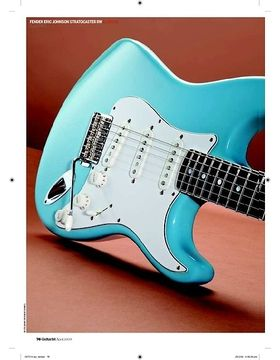 Fender Eric Johnson Strat RW