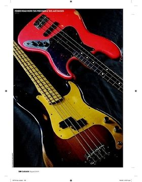 Fender Road Worn 50s Precision Bass