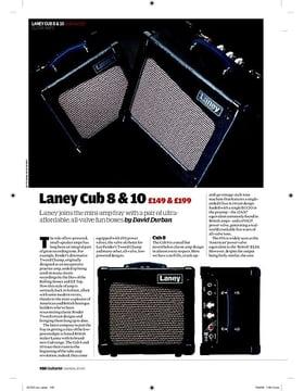 Laney Cub 8