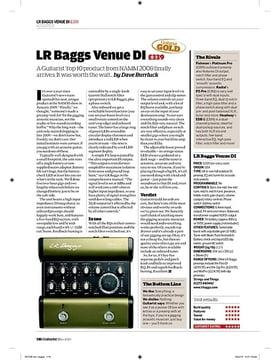LR Baggs Venue DI