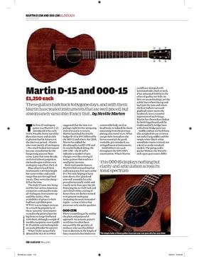 Martin 000 15M