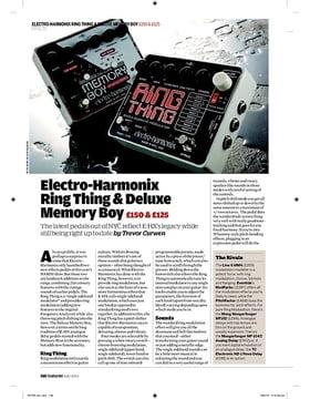 ElectroHarmonix Deluxe Memory Boy