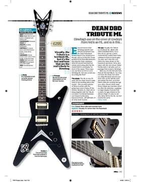 Dean DBD Tribute ML