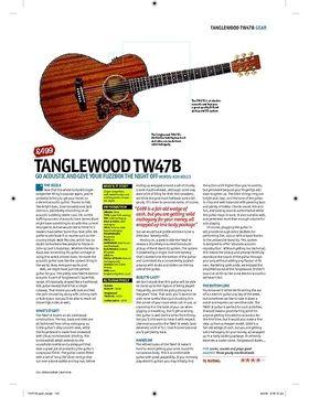 Tanglewood TW47B