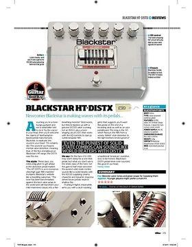 Blackstar HTDistX
