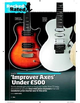 Improver Axes' Under £500