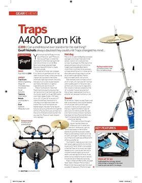 Traps A400 Drum Kit