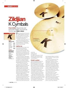 """22"""" K-Series Dark Medium Ride"""