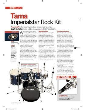 Tama Imperialstar Rock Kit