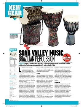 Soar Music Brazilian Percussion