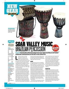 Soar Music Brazilian Percussion