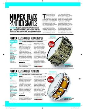 MAPEX BLACK PANTHER SLEDGEHAMMER