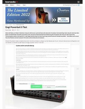 Engl Powerball II