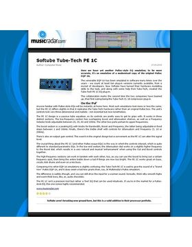Softube Tube-Tech PE 1C