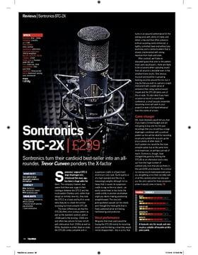 Sontronics STC-2X