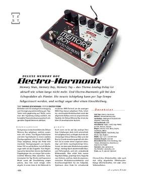 Electro-Harmonix Deluxe Memory Boy, Effektpedal