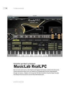MusicLab RealLPC
