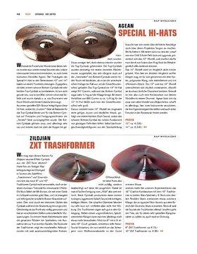 Zildjian ZXT Trashformer Cymbals