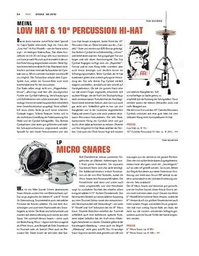 LP Micro Snares