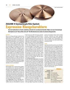 Zildjian K Constantinople Ride-Cymbals