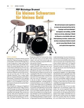 PDP Mainstage Drumset
