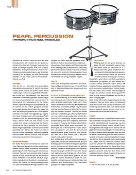 Pearl Primero Pro Timbales