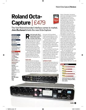 Roland Octa-Capture
