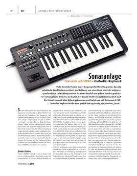 Cakewalk A-300PRO - Controller-Keyboard