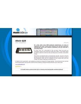 Alesis Q25