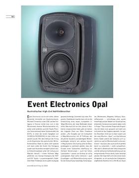 Event Electronics Opal