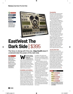 EastWest The Dark Side