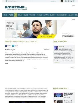 Report: Musikmesse 2011 / DJ & VJ