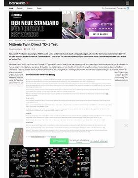 Millenia Twin Direct TD-1