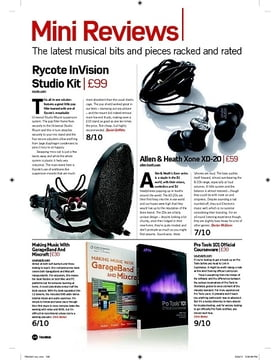 Rycote InVision Studio Kit