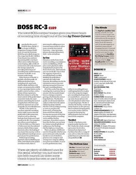 Boss RC-3