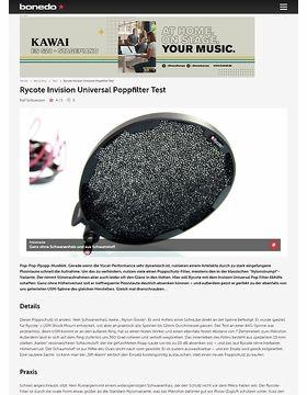 Rycote Invision Universal Poppschutz