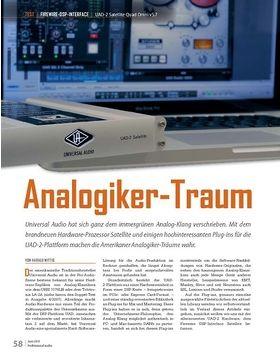 Analogiker-Traum