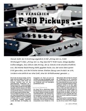 DP210 Tone Zone P90 Black