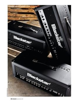 Blackstar S1-104 EL34 and S1-104 6L6