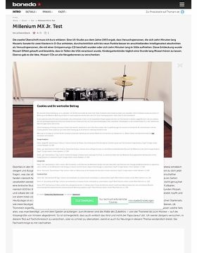 Millenium MX Jr. Drumset