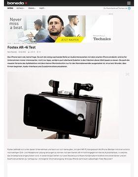 Fostex AR-4i