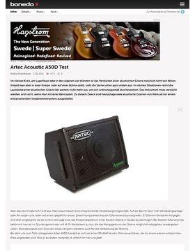 Artec Acoustic A50D