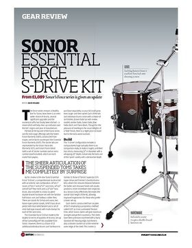 SONOR ESSENTIAL FORCE S DRIVE KIT