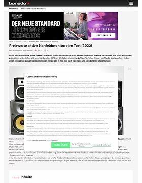 Testmarathon Nahfeldmonitore bis 1000,- EUR